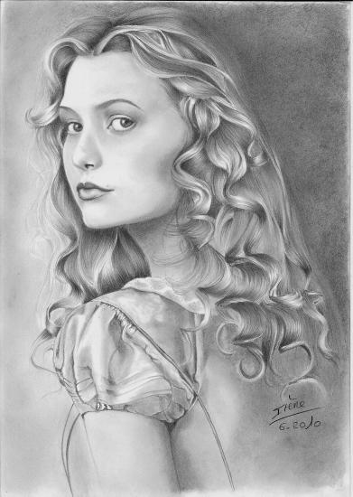 Mia Wasikowska by peggy